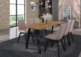 Jídelní stůl Kleo - Artisan 185x67