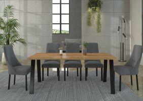 Jídelní stůl Kleo - Artisan 185x90