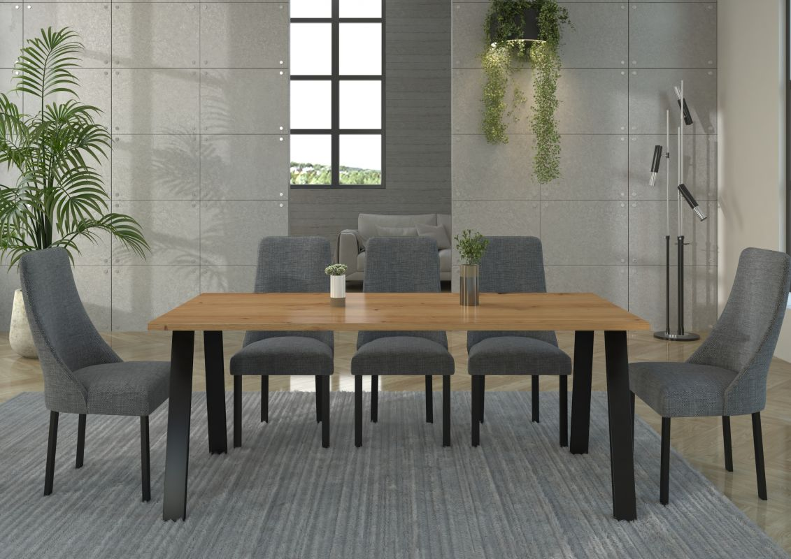 Jídelní stůl Kleo - Artisan 185x90 LEMPERT