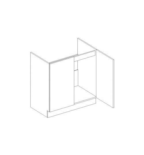 kuchyňská linka Dominika 180cm 80 dřez