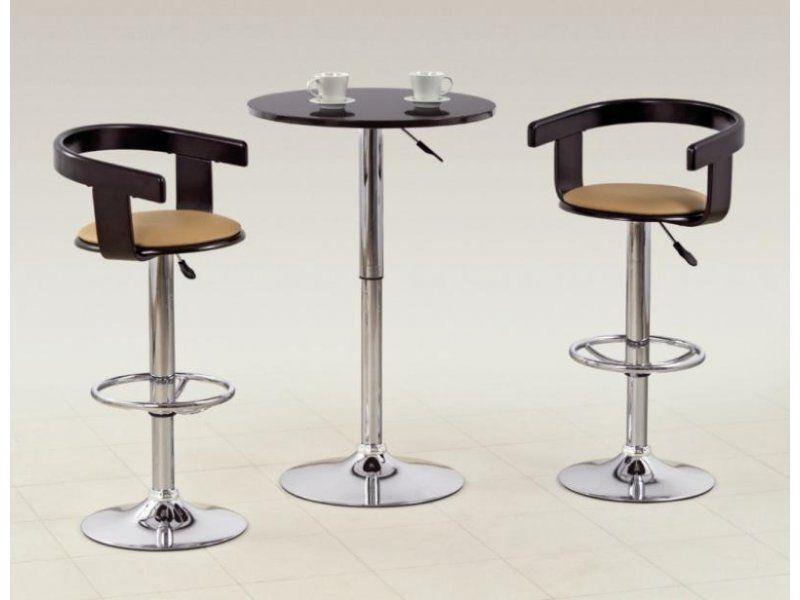 Halmar Barový stolek SB-1 barva wenge