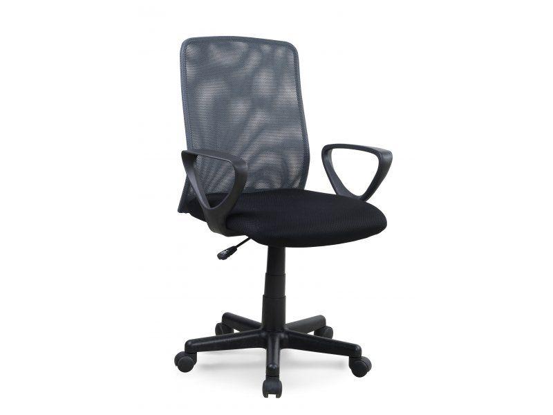 Halmar Kancelářská židle Alex barva šedá