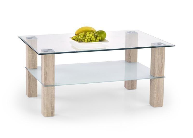 Halmar Konferenční stůl Amelia barva dub sonoma
