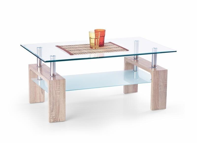 Halmar Konferenční stůl Diana Intro barva dub sonoma