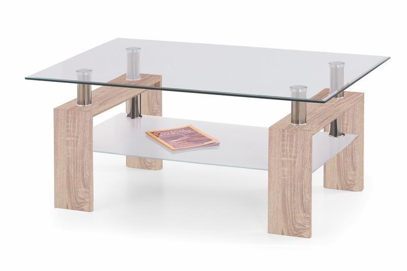 Halmar Konferenční stůl Diana Max barva dub sonoma