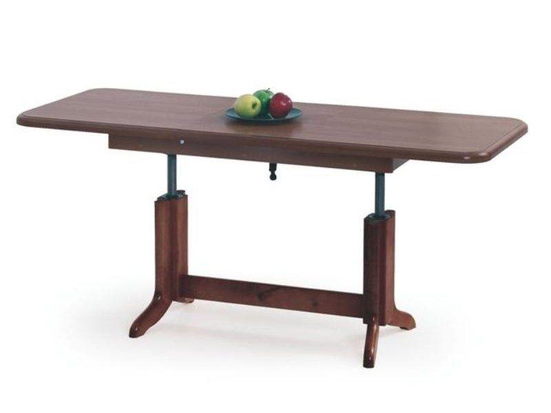Halmar Konferenční stůl Karol barva kaštan