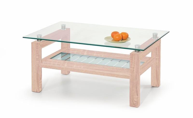 Halmar Konferenční stůl Martina barva dub sonoma