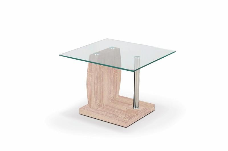 Halmar Konferenční stůl Susan barva dub sonoma