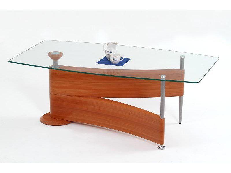 Halmar Konferenční stůl Vera barva buk