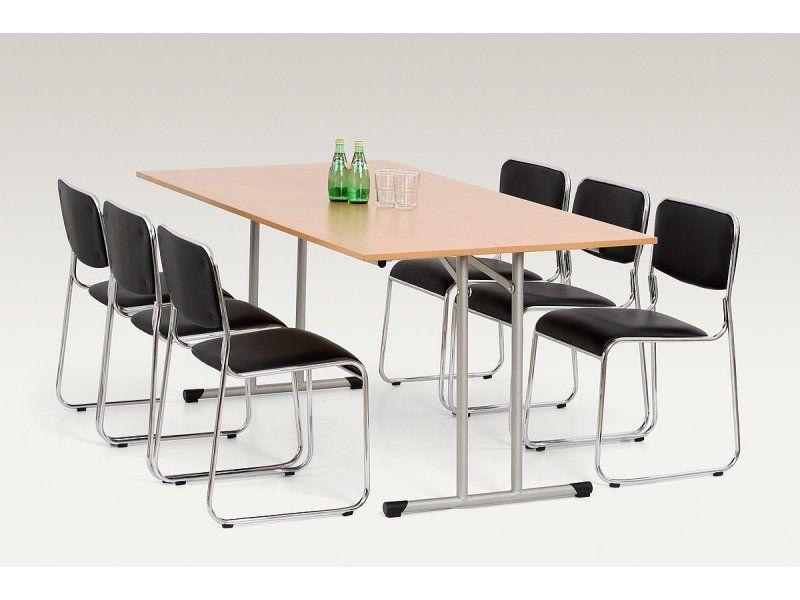 Halmar Skládací stůl Gordon 100 x 180 cm barva buk